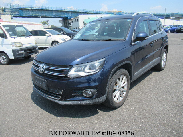 Used 2014 VOLKSWAGEN TIGUAN BG408358 for Sale