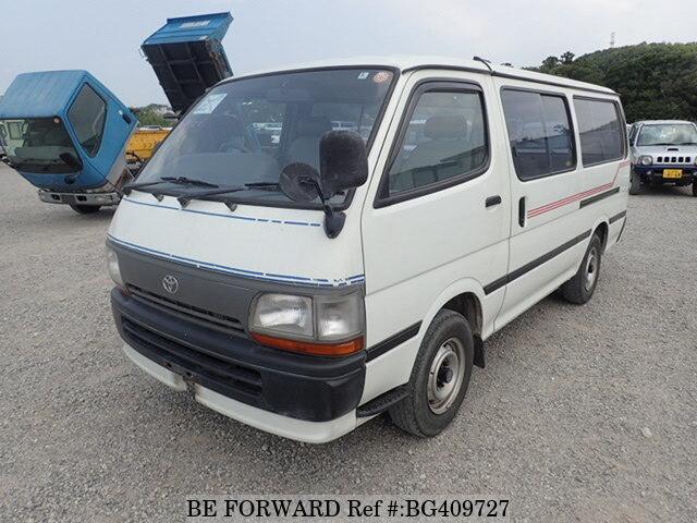 1995 TOYOTA Hiace Van