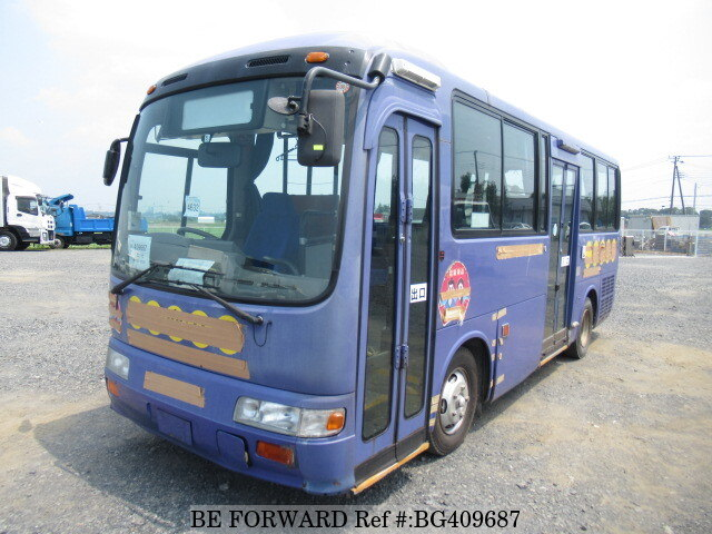 Used 2000 HINO LIESSE BG409687 for Sale