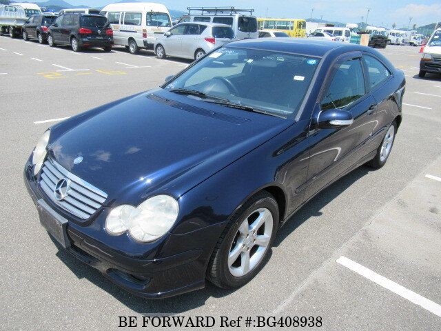 Used 2007 MERCEDES-BENZ C-CLASS BG408938 for Sale