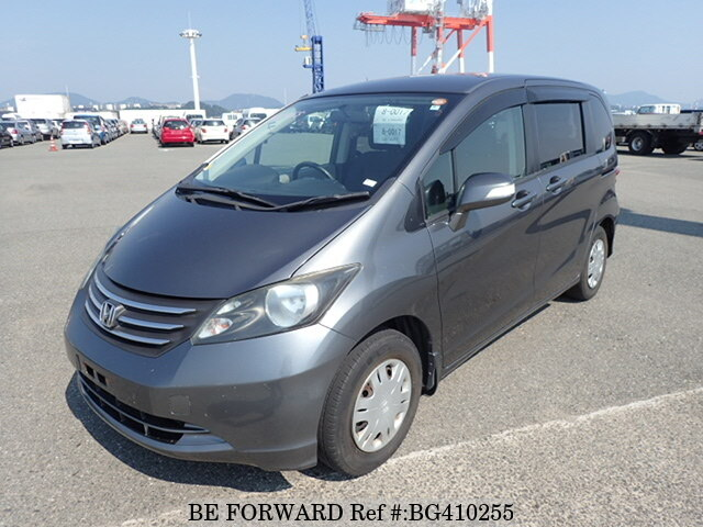 Used 2008 HONDA FREED G L PACKAGE/DBA-GB3 for Sale ...