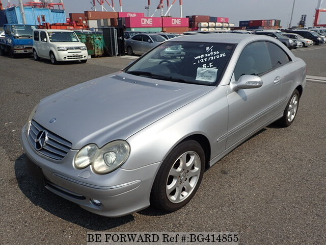Used 2004 MERCEDES-BENZ CLK-CLASS BG414855 for Sale