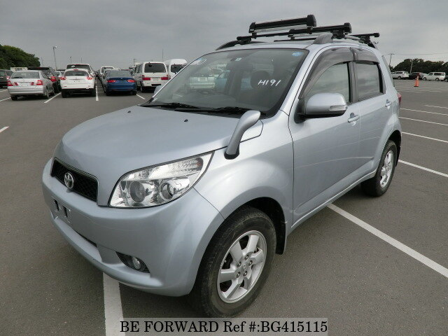 Used 2006 TOYOTA RUSH BG415115 for Sale