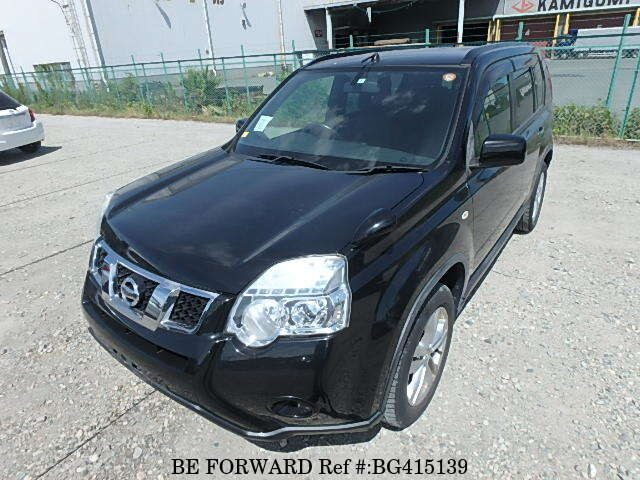 Used 2012 NISSAN X-TRAIL BG415139 for Sale