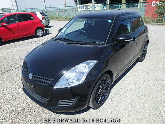 Used 2011 SUZUKI SWIFT BG415154 for Sale