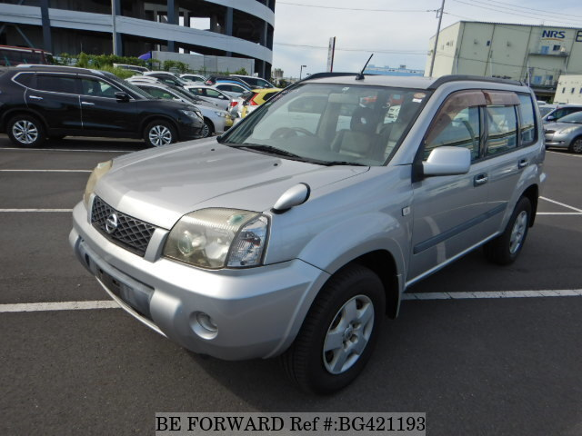 Used 2004 NISSAN X-TRAIL BG421193 for Sale