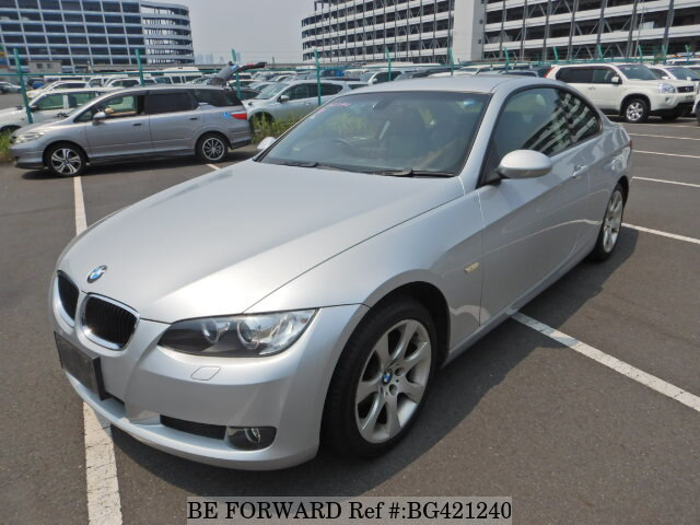 Used 2007 BMW 3 SERIES BG421240 for Sale