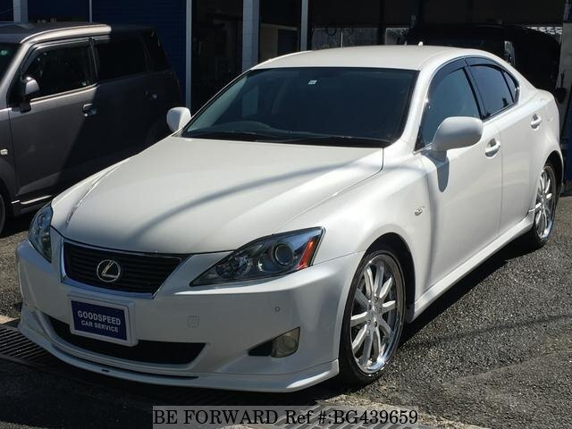 Used 2006 LEXUS IS BG439659 for Sale