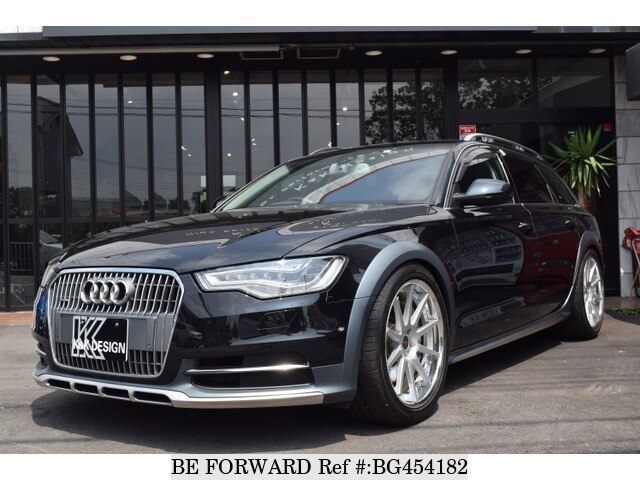 Used 2012 AUDI A6 ALLROAD QUATTRO BG454182 for Sale