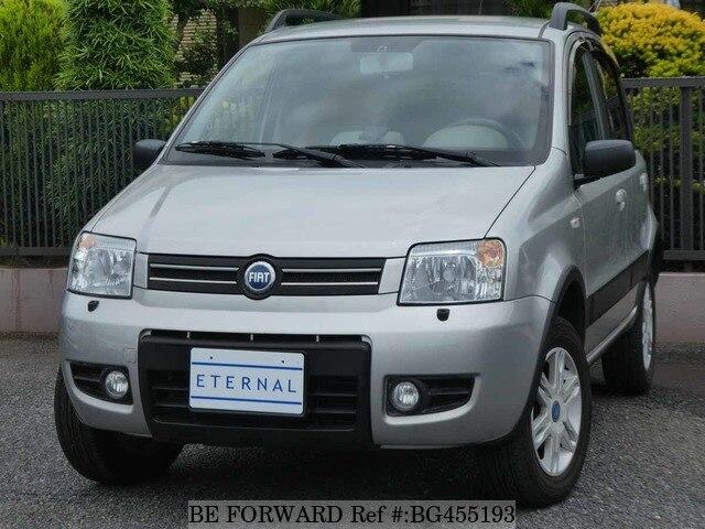 Fiat Panda 4x4 >> 2006 Fiat Panda