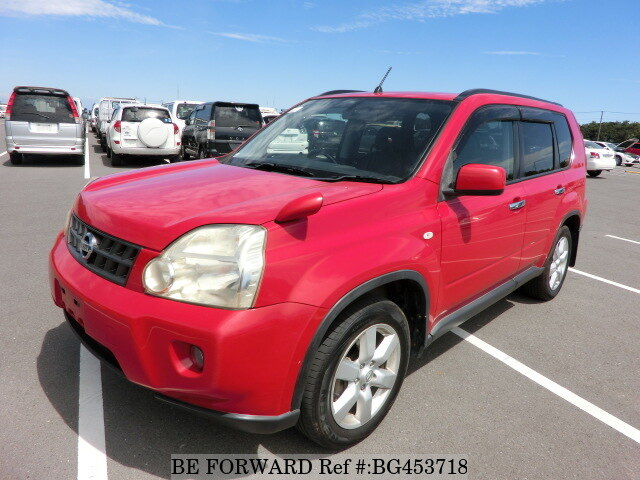 Used 2007 NISSAN X-TRAIL BG453718 for Sale