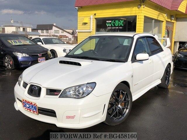 2006 Subaru Wrx Sti For Sale >> 2006 Subaru Impreza Wrx