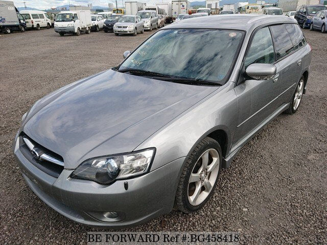 Used 2004 SUBARU LEGACY TOURING WAGON BG458418 for Sale