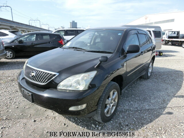 Used 2006 TOYOTA HARRIER BG458618 for Sale