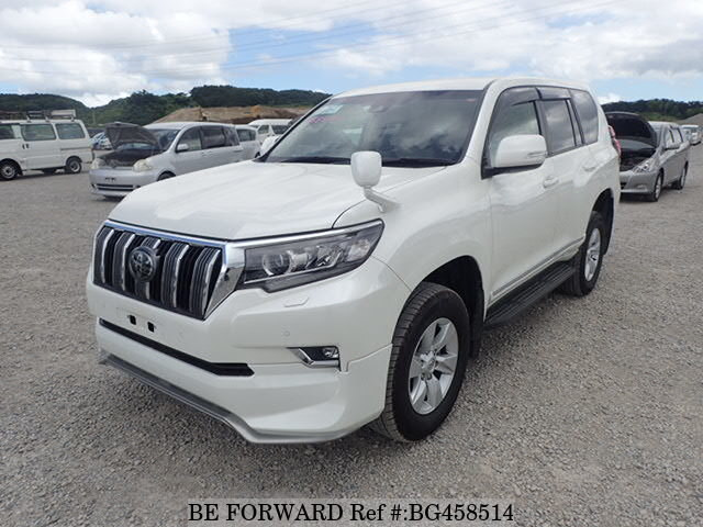 Toyota Land Cruiser Prado >> Used 2018 Toyota Land Cruiser Prado Tx Cba Trj150w For Sale