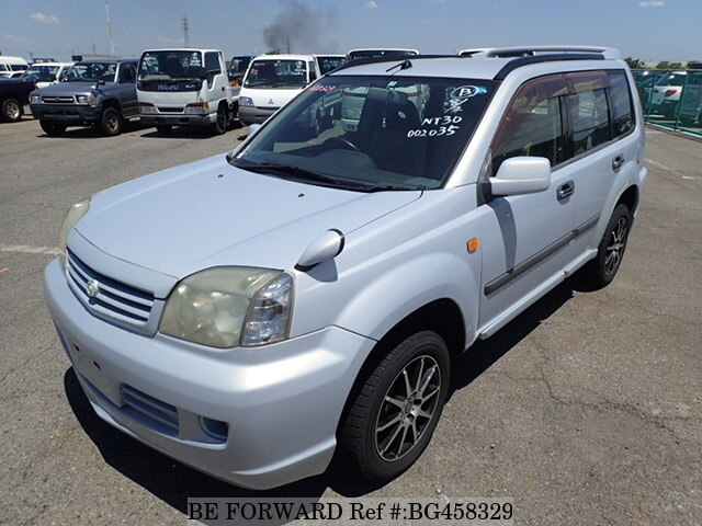 Used 2001 NISSAN X-TRAIL BG458329 for Sale
