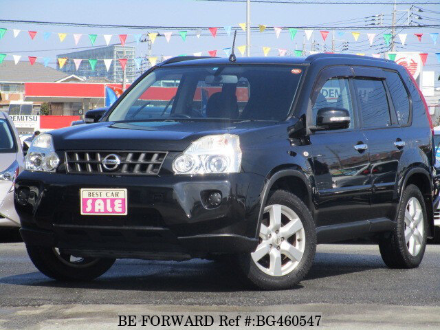 Used 2007 NISSAN X-TRAIL BG460547 for Sale