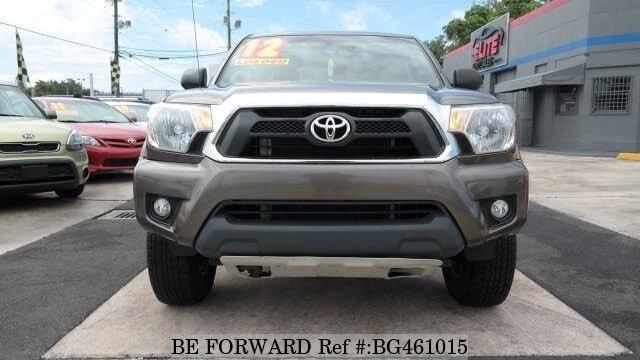 2012 Toyota Tacoma Double Cab >> 2012 Toyota Tacoma