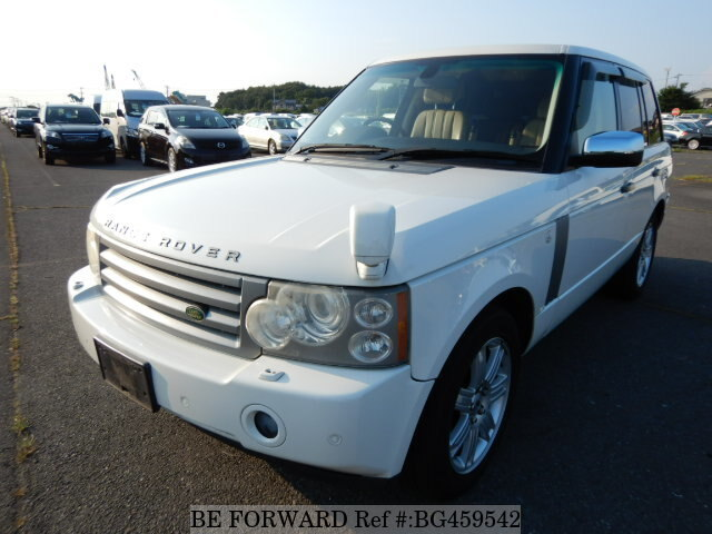 Used 2006 LAND ROVER RANGE ROVER VOGUE/ABA-LM44 for Sale