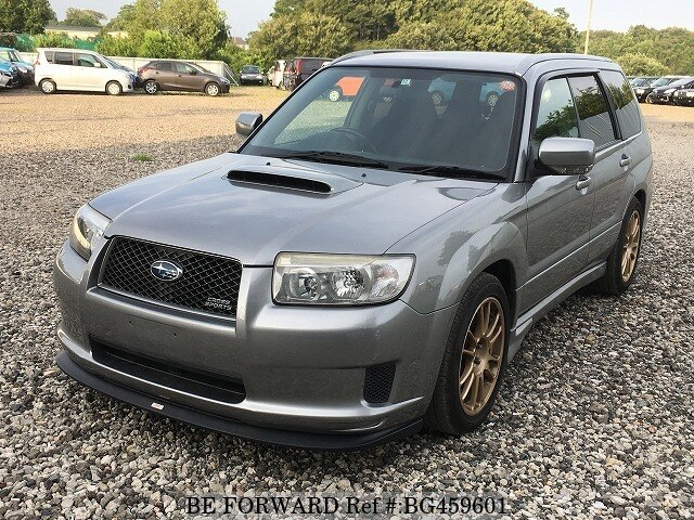 Used 2006 SUBARU FORESTER CROSS SPORTS S EDITION/TA-SG5 for
