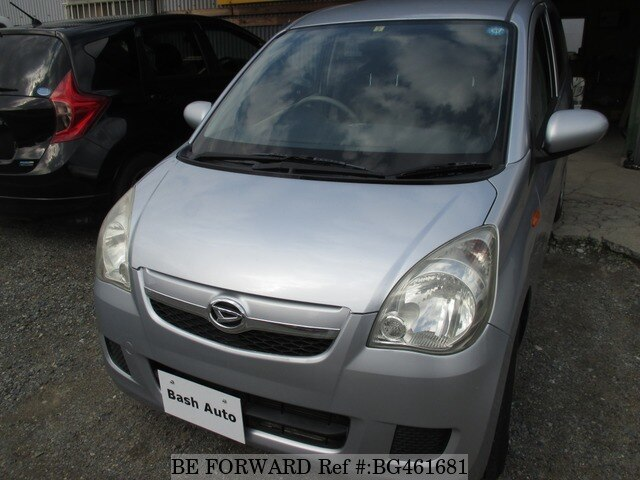 Used 2008 DAIHATSU MIRA BG461681 for Sale