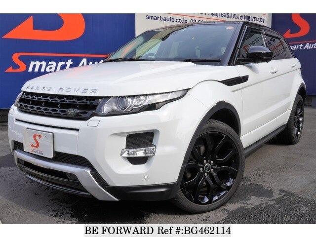 Range Rover Evoke >> 2014 Land Rover Range Rover Evoque