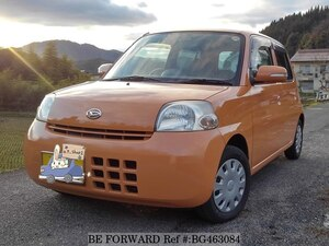 Used 2006 DAIHATSU ESSE BG463084 for Sale