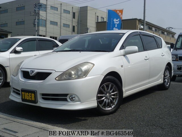 Used 2006 TOYOTA CALDINA BG463549 for Sale