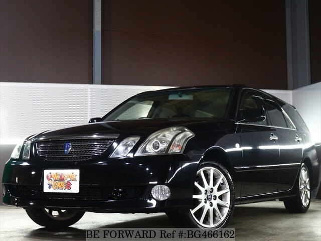 Used 2006 TOYOTA MARK II BLIT BG466162 for Sale