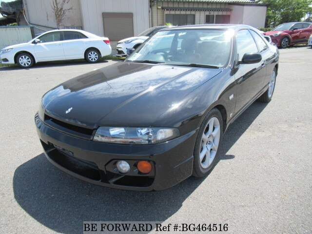 Used 1997 NISSAN SKYLINE COUPE BG464516 for Sale