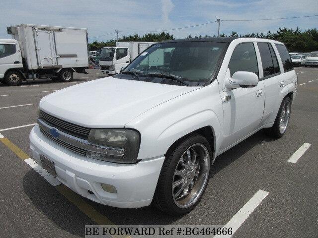 Used 2002 Chevrolet Trailblazer Lt Gh T360 For Sale Bg464666