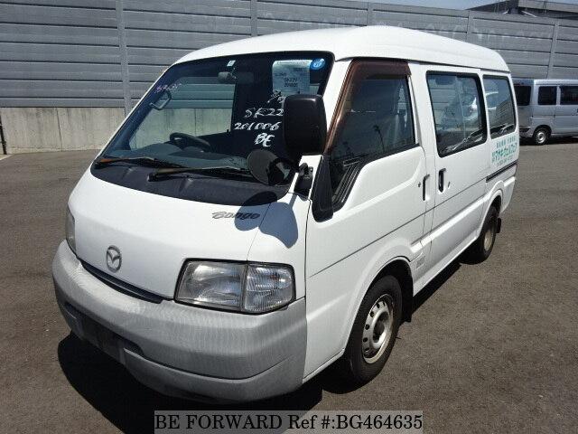 Used 2001 MAZDA BONGO VAN/KG-SK22V for Sale BG464635 - BE ...