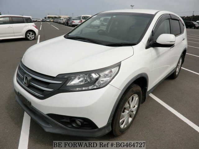 Used 2013 HONDA CR-V BG464727 for Sale