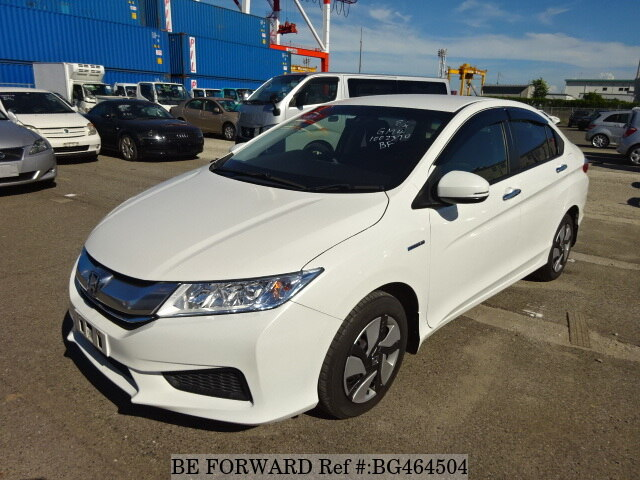 Used 2014 HONDA GRACE BG464504 for Sale
