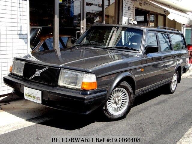 1990 VOLVO 240