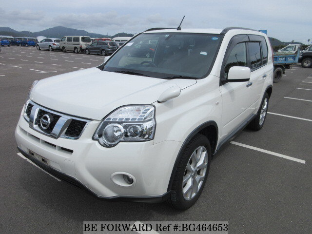 Used 2013 NISSAN X-TRAIL BG464653 for Sale