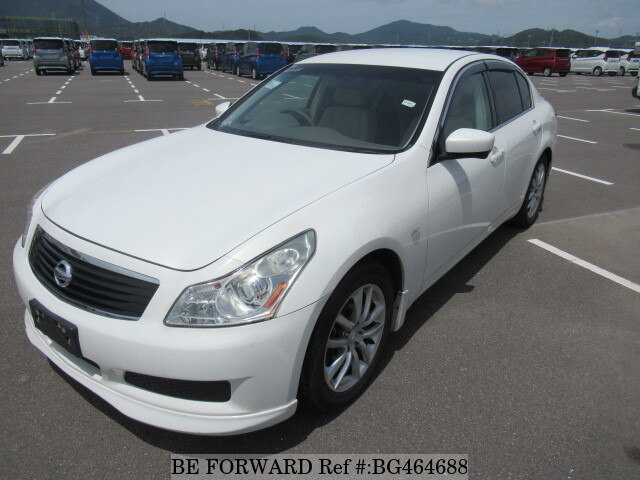 Used 2009 NISSAN SKYLINE BG464688 for Sale