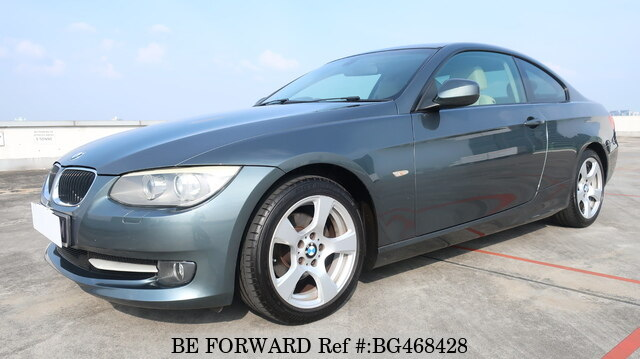 Verrassend Used 2010 BMW 3 SERIES/320-Coupe for Sale BG468428 - BE FORWARD VJ-57
