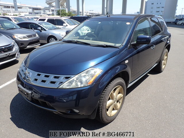 Used 2006 NISSAN MURANO BG466771 for Sale