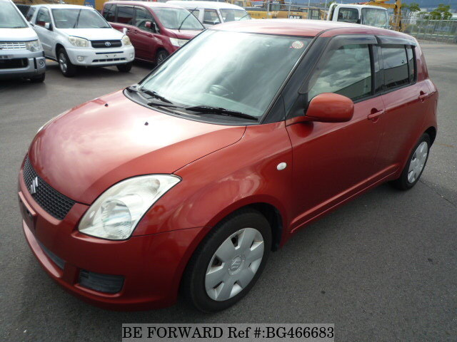 Used 2008 SUZUKI SWIFT BG466683 for Sale
