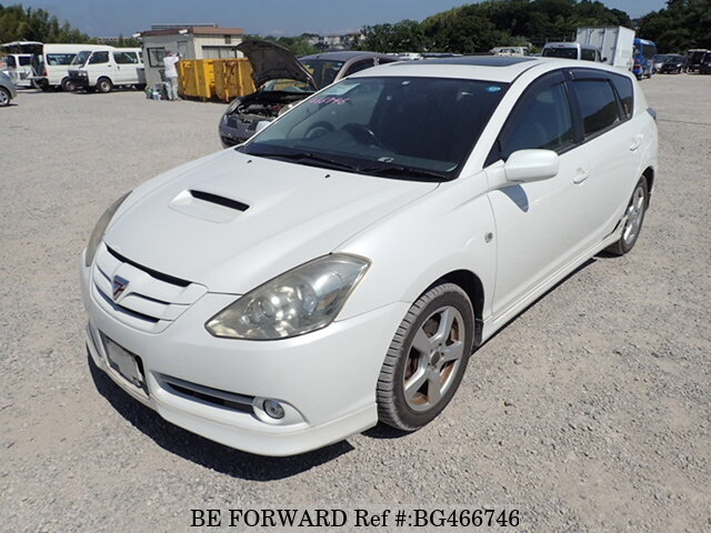 Used 2007 TOYOTA CALDINA BG466746 for Sale