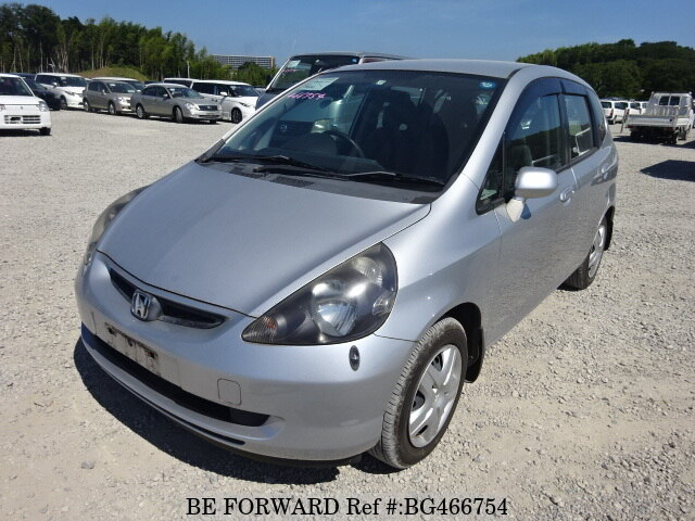 Used 2001 HONDA FIT BG466754 for Sale