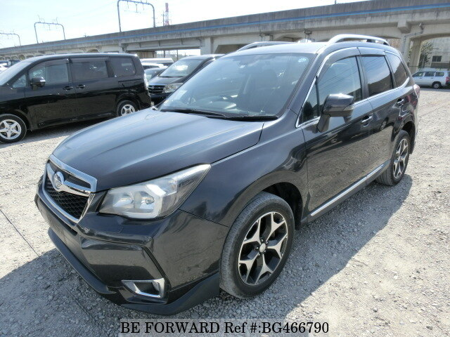 Used 2013 SUBARU FORESTER BG466790 for Sale