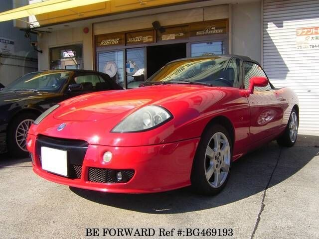 Used 2004 FIAT BARCHETTA BG469193 for Sale
