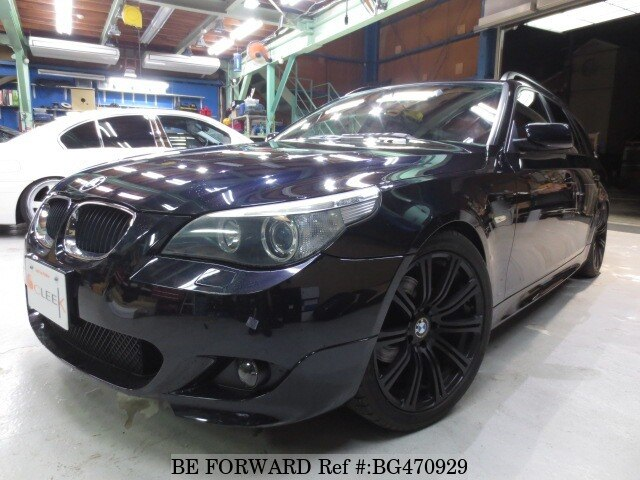 Used 2004 BMW 5 SERIES BG470929 for Sale