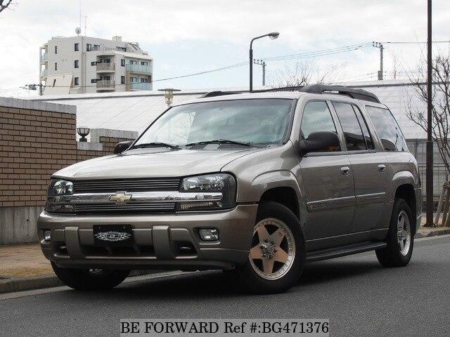 Trailblazer For Sale >> 2003 Chevrolet Trailblazer