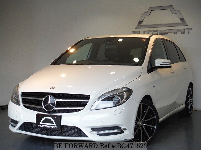 Used 2012 MERCEDES-BENZ B-CLASS BG471523 for Sale