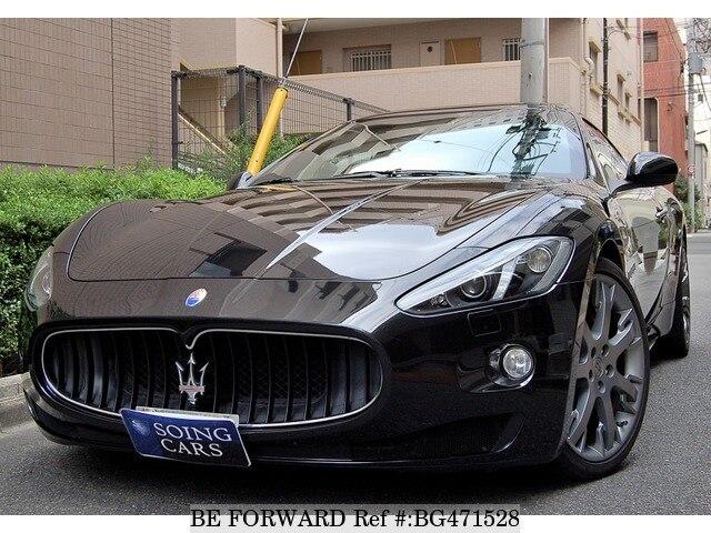 Used Maserati Price >> 2011 Maserati Granturismo