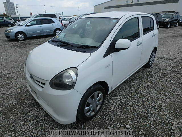 Used 2013 DAIHATSU MIRA ES BG472163 for Sale