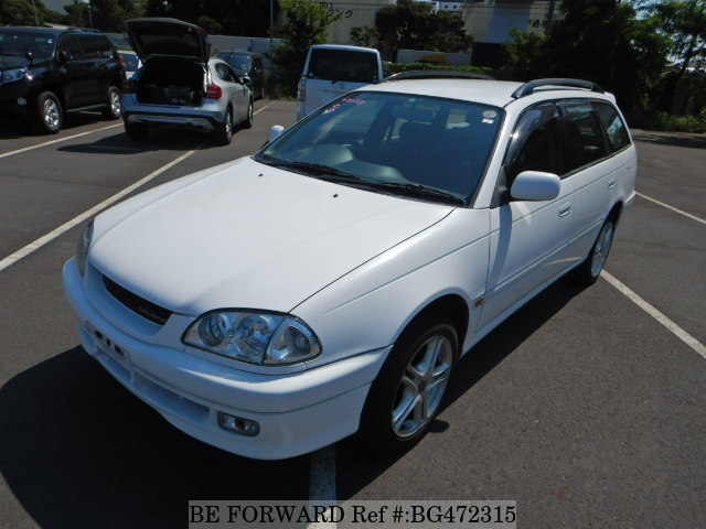 Used 1998 TOYOTA CALDINA BG472315 for Sale